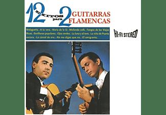 Paco De Lucía - 12 Éxitos Para Dos Guitarras Flamencas - LP