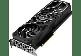PALIT GeForce RTX 3070Ti GamingPro 8 GB (NED307T019P2-1046A) (NVIDIA, Grafikkarte)