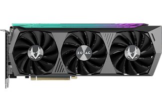 ZOTAC GeForce RTX™ 3070 Ti AMP Holo 8GB LHR (ZT-A30710F-10P) (NVIDIA, Grafikkarte)