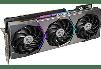 MSI GeForce RTX™ 3070 Ti SUPRIM X 8Gb LHR (V505-008R) (NVIDIA, Grafikkarte)