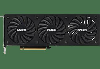 INNO3D GeForce RTX 3070Ti X3 OC (N307T3-086XX-1820VA45) (NVIDIA, Grafikkarte)