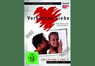 Verbotene Liebe Collector's Box 5(Folge 201-250) [DVD]