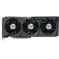 GIGABYTE GeForce RTX™ 3070 Ti EAGLE 8G LHR (GV-N307TEAGLE-8GD) (NVIDIA, Grafikkarte)