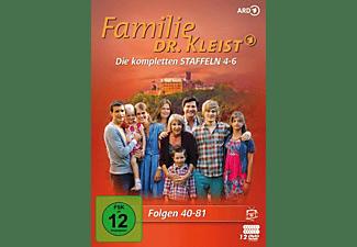Familie Dr.Kleist-Die kompletten Staffeln 4-6 / 7-9 DVD