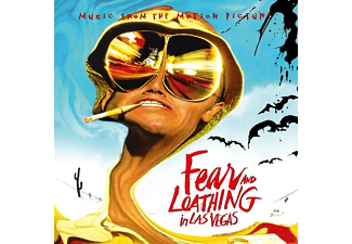 VARIOUS - FEAR AND LOATHING.. -HQ-  - (Vinyl)