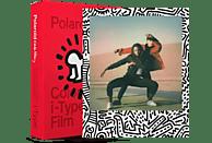 POLAROID Sofortbildfilm Color i‑Type Film Keith Haring Edition