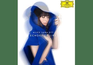 Alice Sara Ott - Echoes Of Life  - (CD)
