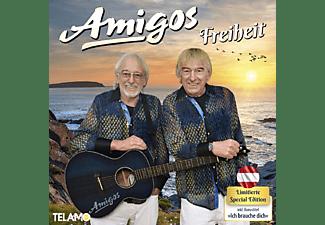 Die Amigos - Freiheit (Austria Edition) [CD]