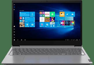 LENOVO V15, Notebook mit 15,6 Zoll Display, Intel® Celeron® Prozessor, 8 GB RAM, 256 GB SSD, UHD Grafik 600, Anthrazit
