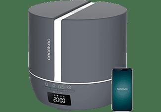 Humidificador - Cecotec PureAroma 550 Connected Stone, 0.5 l, 30 m², 25 ml/h, Temporizador, Gris