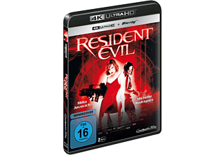 Resident Evil 4K Ultra HD Blu-ray + Blu-ray