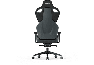 RECARO Exo Gaming Chair 2.0, iron grey Gaming Stuhl, Büro Stuhl, Schwarz/Grau