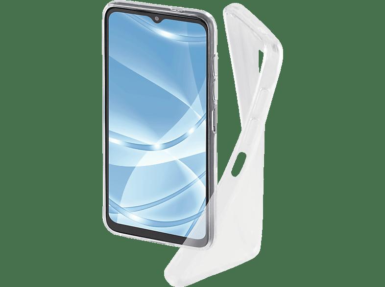 HAMA Crystal Clear, Backcover, Samsung, Galaxy A22 4G, Transparent