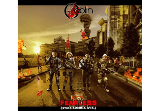 Goblin - Fearless (37513 Zombie Ave) [CD]