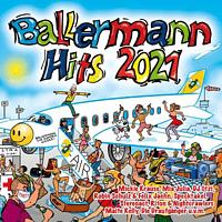 VARIOUS - Ballermann Hits 2021  - (CD)