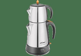 ARZUM AR3004- INX Teekocher (1800 Watt , Silber)