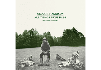 George Harrison - All Things Must Pass (5CD+1bluray Audio Super DLX) [CD + Blu-ray Audio]