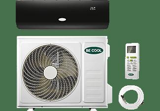 BECOOL BCB12SK2101QW Split Klimagerät Schwarz/Weiß Energieeffizienzklasse: A++, Max. Raumgröße: 105 m³