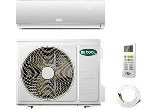 BECOOL BC18SK2101QW Klimagerät Weiß Energieeffizienzklasse: A++, Max. Raumgröße: 160 m³