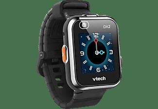VTECH Kidizoom Smart Watch DX2 schwarz Spielzeugsmartwatch, Schwarz