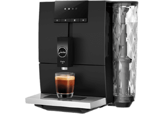 Cafetera superautomática - Jura ENA 4 – Full Metropolitan Black (EA), 1450 W, 1.1 l, 15 bar, 2 Tazas, Negro