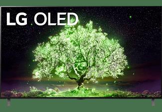 LG OLED77A19LA OLED TV (Flat, 77 Zoll / 195 cm, UHD 4K, SMART TV, webOS 6.0 mit LG ThinQ)