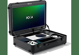 POGA Pro Black - Xbox Series S Inlay Gamingkoffer, Schwarz