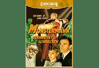 MONSTERMANN VERBREITET SCHRECKEN Blu-ray