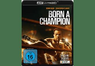 Born a Champion 4K Ultra HD Blu-ray
