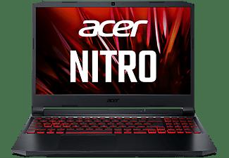 """Portátil gaming - Acer Nitro 5 AN515-56 , 15.6"""" FHD, Intel®Core™ i7-11370H, 16GB RAM, 512GB SSD, GTX1650,  W10"""