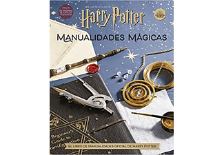 Harry Potter: Manualidades Mágicas - VV.AA