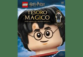 Lego Harry Potter Tesoro Magico: Guía Visual Del Mundo Mágico - Elizabeth Dowsett
