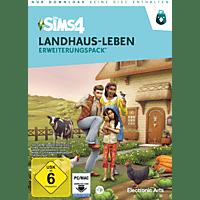 Die Sims 4 Landhaus-Leben-Erweiterungspack - [PC]