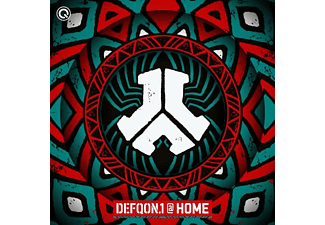 VARIOUS - Defqon.1 At Home 2021  - (CD)
