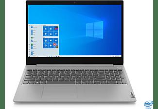 LENOVO IP 3 15ITL05 I5-1135G7/8GB/512GB, Notebook mit 15,6 Zoll Display, Intel® Core™ i5 Prozessor, 8 GB RAM, 512 GB SSD, Intel Iris® Xe Graphics , Platinum Grey