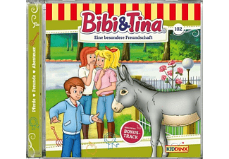 Bibi+tina - Folge 102: Eine besondere Freundschaft [CD]