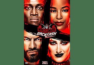 Wwe: Wrestlemania Backlash 2021 DVD