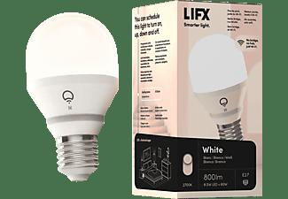 LIFX White A60 800 Lumen (E27-Sockel) Smarte Glühbirne Weiß