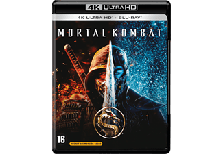 Mortal Kombat - 4K Blu-ray