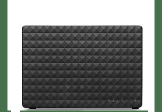 SEAGATE 6TB Festplatte Expansion Desktop HDD, USB 3.0 Micro-B (STEB6000403)