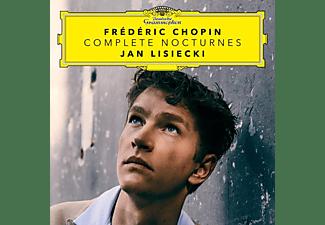 Jan Lisiecki - Chopin: Complete Nocturnes  - (CD)