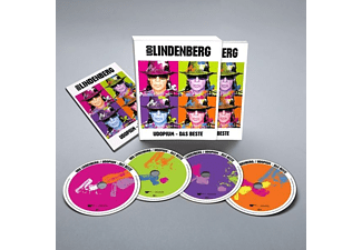 Udo Lindenberg - UDOPIUM-Das Beste (Standard Edition)  - (CD)