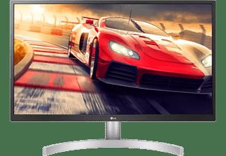 "Monitor gaming - LG 27UL500-W, 27 "" UHD 4K, 5ms, 60 Hz, DP, HDMI, Plata"