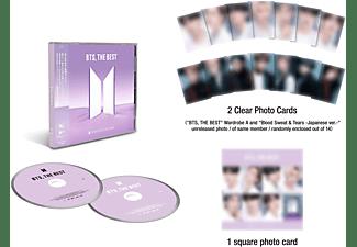 BTS - BTS, The Best   - (CD)