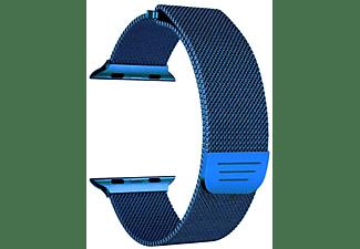 TOPP Armband für Apple Watch 42/44mm Mesh, Blue