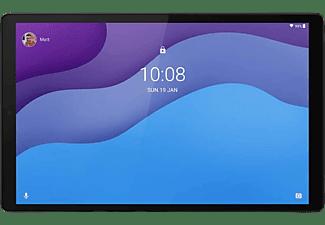 "Tablet - Lenovo M10 HD (2nd Gen) 4G, 64 GB, Iron Grey , LTE+WiFi, 10.1"" HD, 4 GB RAM, Helio P22T, Android 10"