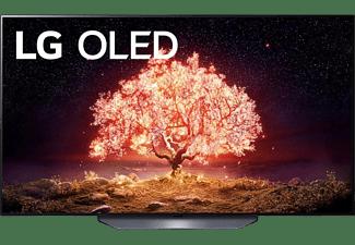 "TV OLED 55"" - LG OLED55B16LA.AEU, UHD 4K, α7 Gen4, webOS 6.0, Smart TV, Asistentes de voz, Dolby Atmos, Negro"
