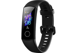 HONOR Band 5, Fitness Tracker, 150-230 mm, Black