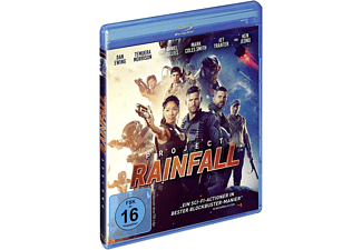 Project Rainfall Blu-ray