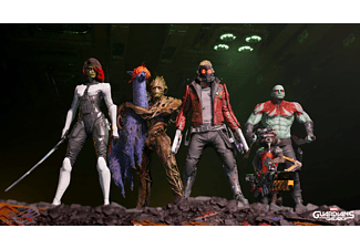 PC Marvel's Guardians of the Galaxy